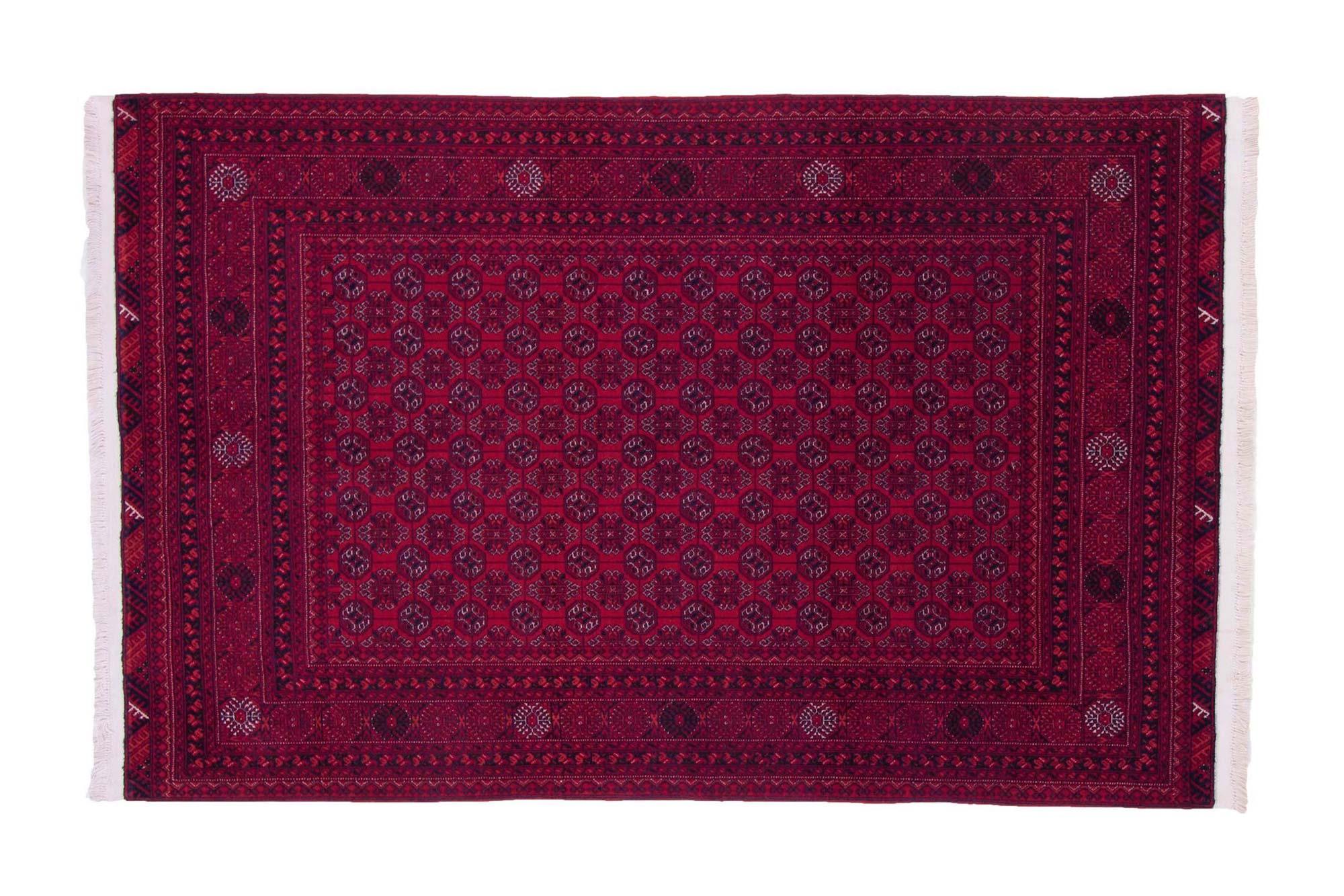 Afghan Orientteppich